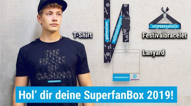 #Superfan2019 Merchandise Paket