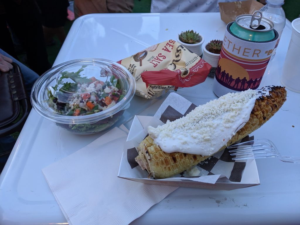 Bethesda servierte den Fans Köstlichkeiten vom Grill