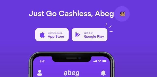 How to open account with Abeg App?