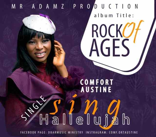 Sing Hallelujah by Comfort Austin