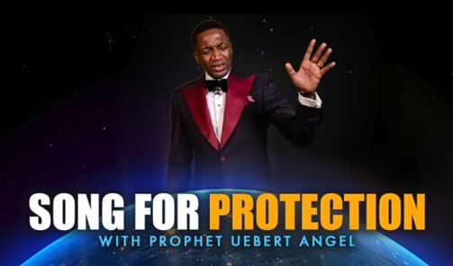 Song For Protection by Uebert Angel