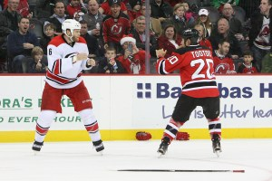Tootoo and Gleason square off