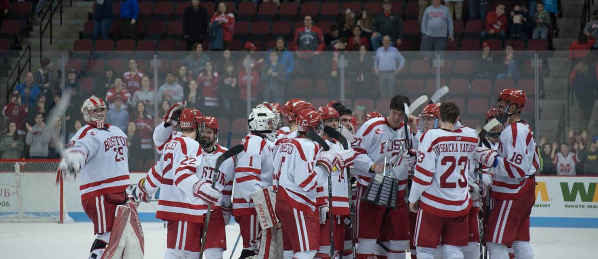 Previewing The Hockey East Quarterfinals – Inside Hockey