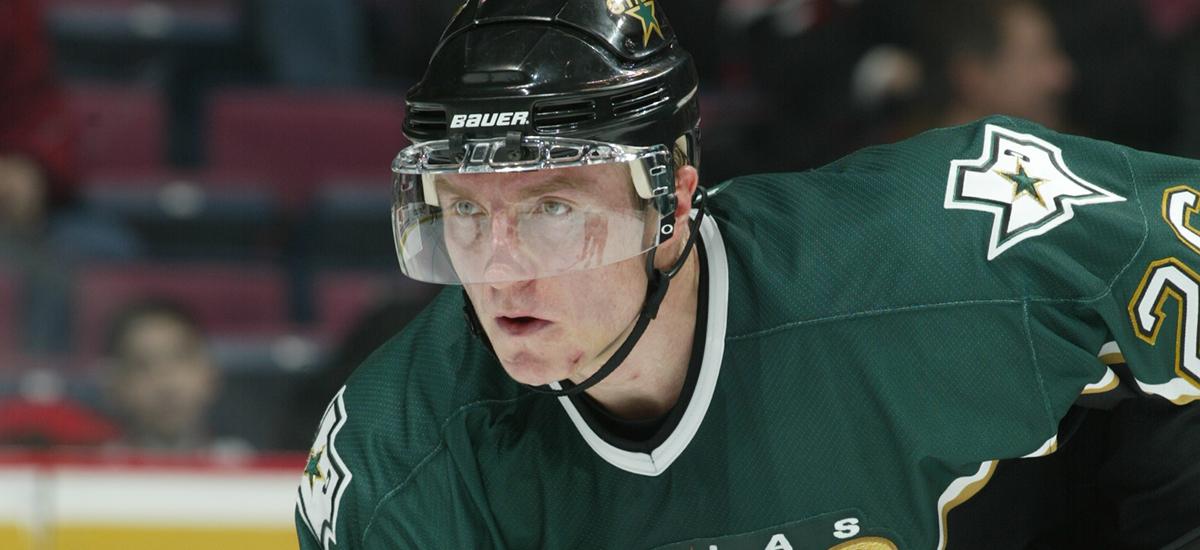 Jere Lehtinen Retirement Ceremony – Inside Hockey 7104e3b09