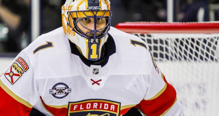 Career Retrospective Roberto Luongo Inside Hockey