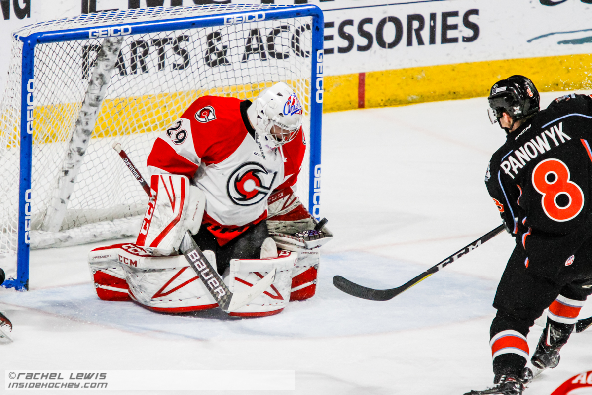 PHOTO GALLERY: KC Mavericks v Cincinnati Cyclones 1/11/2019 – Inside
