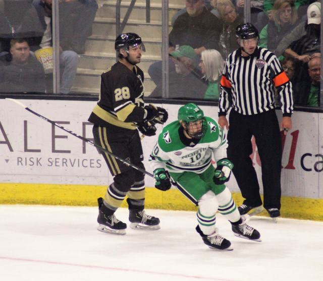 North Dakota Beats Manitoba in Pictures