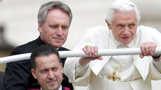 Pope Benedict XVI's Personal Butler Arrested