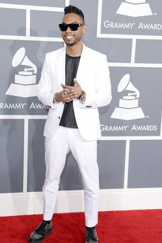 Singer-Miguel-at-the-55th-Annual-GRAMMY-Awards-held-at-Staples-Center-in-Los-Angeles-California-on-February-10-2013-