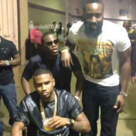 Trey-Songz-Kevin-Hart-and-James-Harden