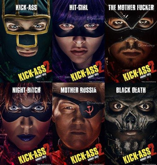 Kick-Ass-2-posters