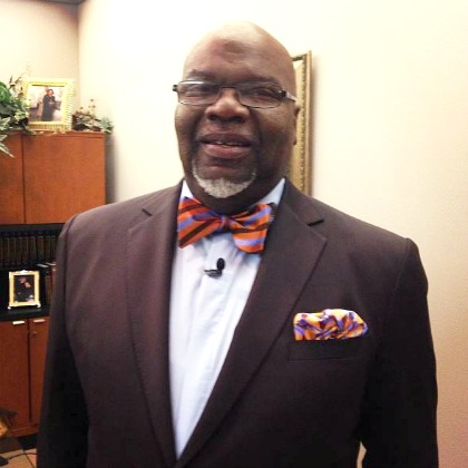 Huffington post interview with td jakes homosexual relationship