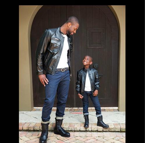zion wade is feminine, but his dad loves him | inside jamari fox