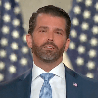 donald trump jr has the motivation to sit his ass down for a while