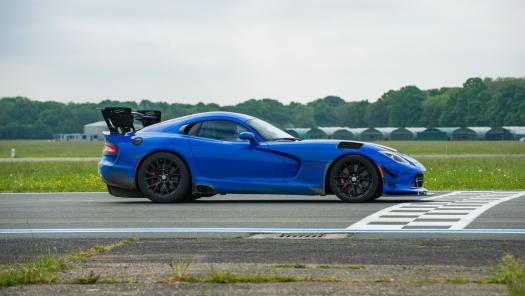 top gear viper acr