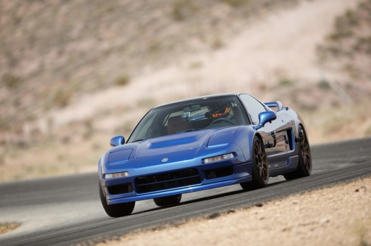 Clarion Build Supercharged Acura NSX
