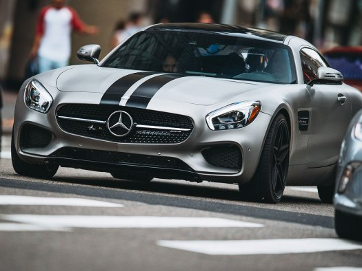 Fast and Furious 8 Mercedes-AMG GT S