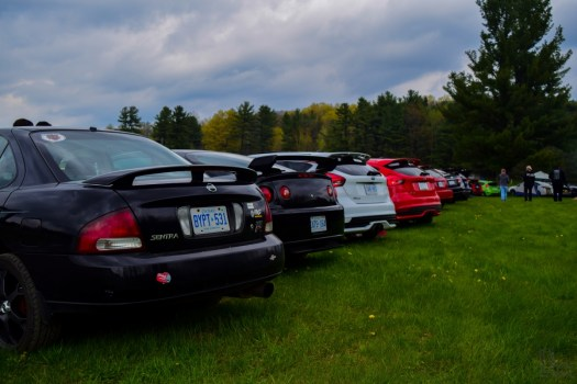 Ford Focus Ontario Season Opener Meet