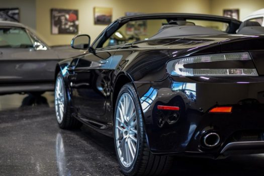 Aston Martin V8 Vantage Roadster for sale at Engineered Automotive in Toronto