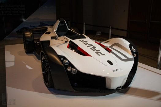 BAC Mono at the 2018 Canadian International Auto Show in Toronto