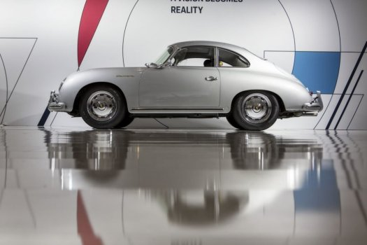 Toronto Auto Show CIAS 2018, 70 Years of Porsche - The Porsche 356 was the sports car that started it all. Its successor is the legendary 911.