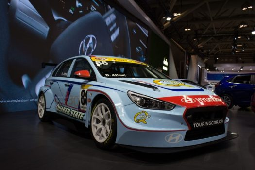 Canadian International Autoshow 2019 - Hyundai i30 N TCR