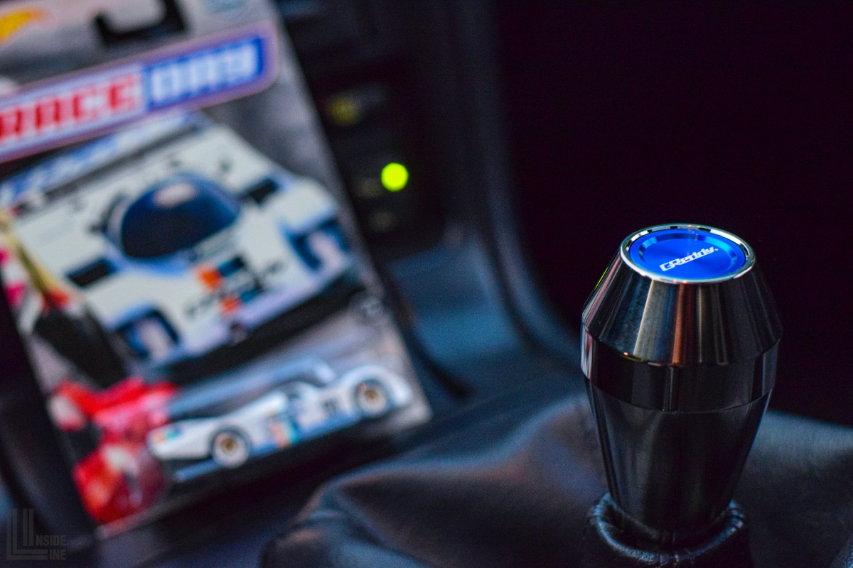 GReddy Shift Knob Review