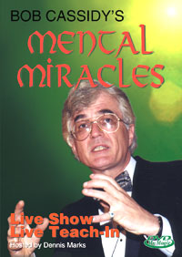 Inside Magic Image of Bob Cassidy's Mental Miracles