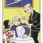 Image of Magician Performing a Trick
