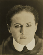 Inside Magic Image of Harry Houdini