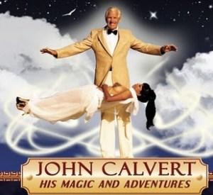Inside Magic Image of John and Tammy Calvert - The Amazing Couple