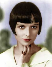 Inside Magic Image of Classic Con Woman Character by Louise Brooks