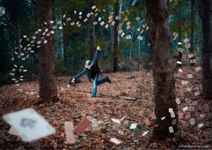 Inside Magic Image of Ronen Goldman's Incredible Surrealistic Master Magician Photograph