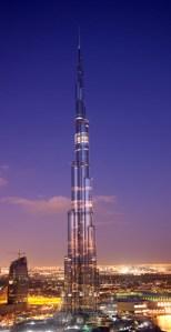 Inside Magic Image of the Burj Khalifa