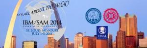 Inside Magic Image of IBM - SAM 2014 Logo
