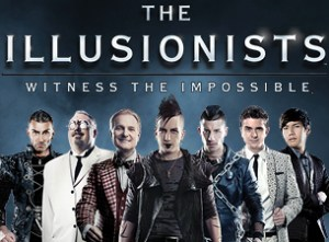 Inside Magic Image of Illusionists