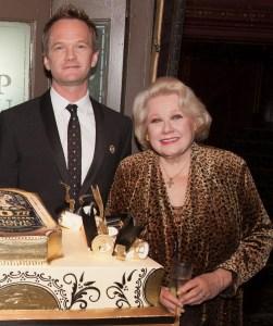 Irene Larsen & Neil Patrick Harris at AMA 50th Anniversary Event (1-2-2013)