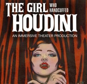The Girl Who Handcuffed Houdini