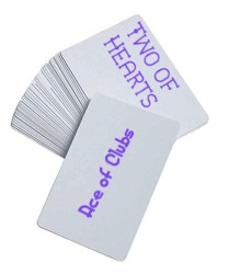 Image of Really Poorly Marked Cards