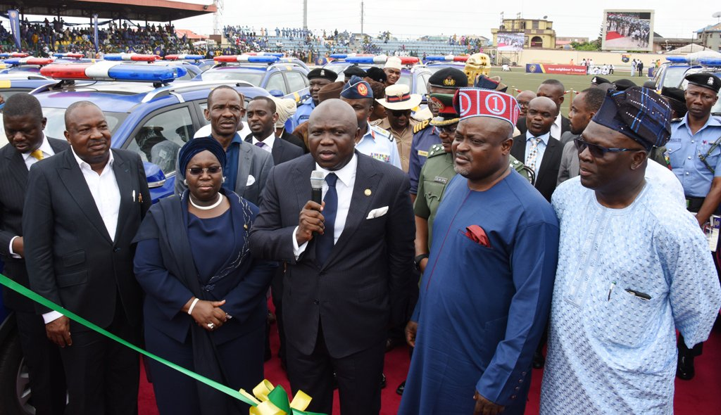 LNSC has been inaugurated, as LSHA urges Lagosians to cooperate with members