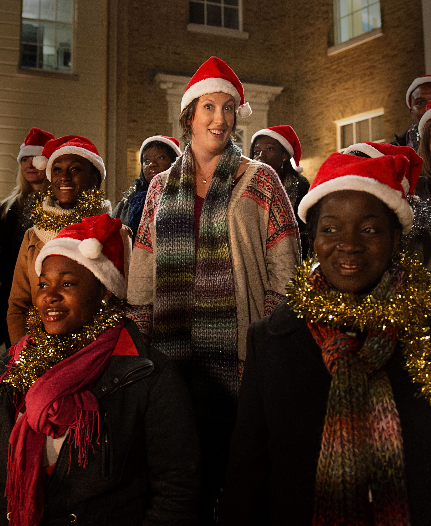 First Look Picture: 'Miranda Christmas Special' - Inside Media Track