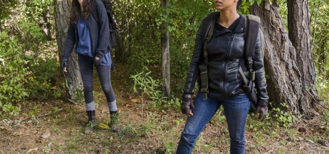 Maggie's back and Sasha and […]