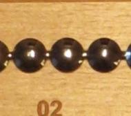 Silver 02 (=12 mm i diameter)