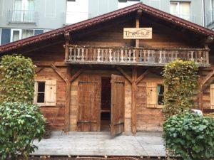 The Hut Die Hütte in München