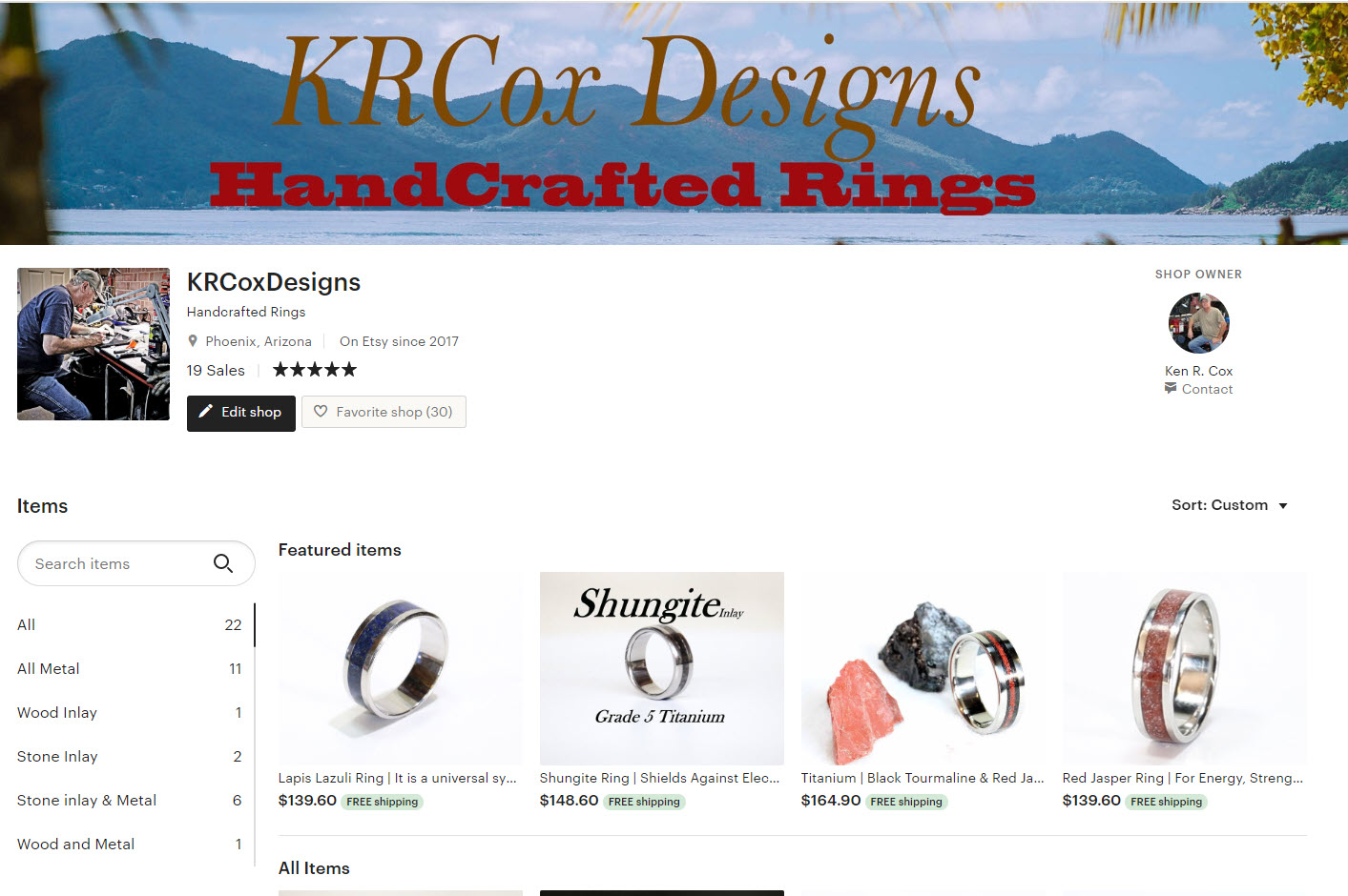 KRCox Designs