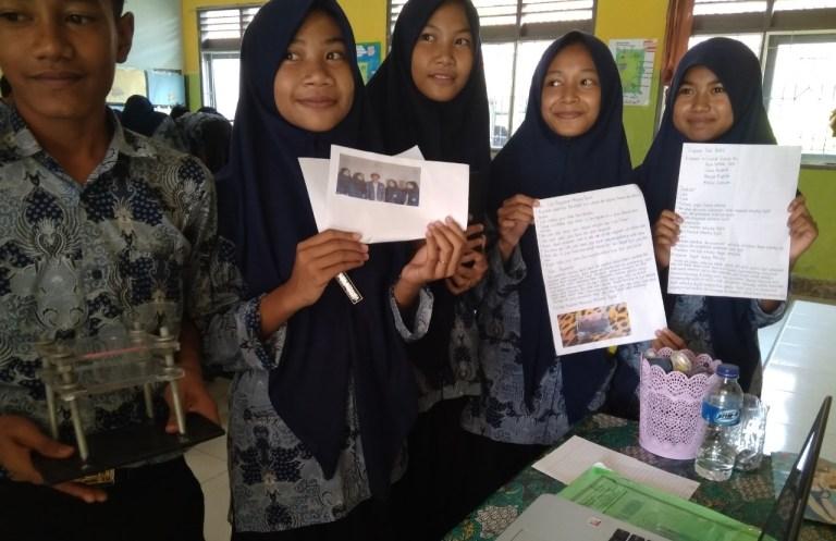 Hebat,,! Seorang Guru SMPN 1 Taliwang, Raih Juara III Lomba Karya Inovasi Tingkat Nasional