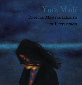 Image of the cover of issue two of Yinz Mad?