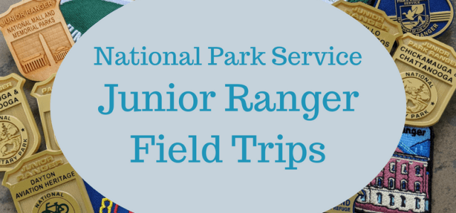 NPS Junior Ranger Field Trips