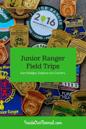 Junior Ranger Field Trips -Inside Our Normal