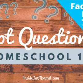Got Questions? Join me on Facebook Live Monday 7/20!